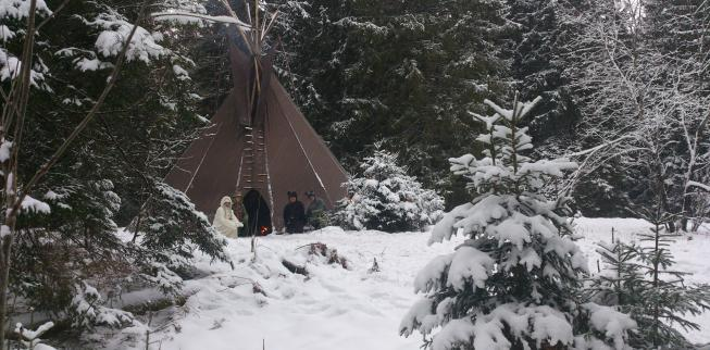 Lubja-Leenu Talvemaa